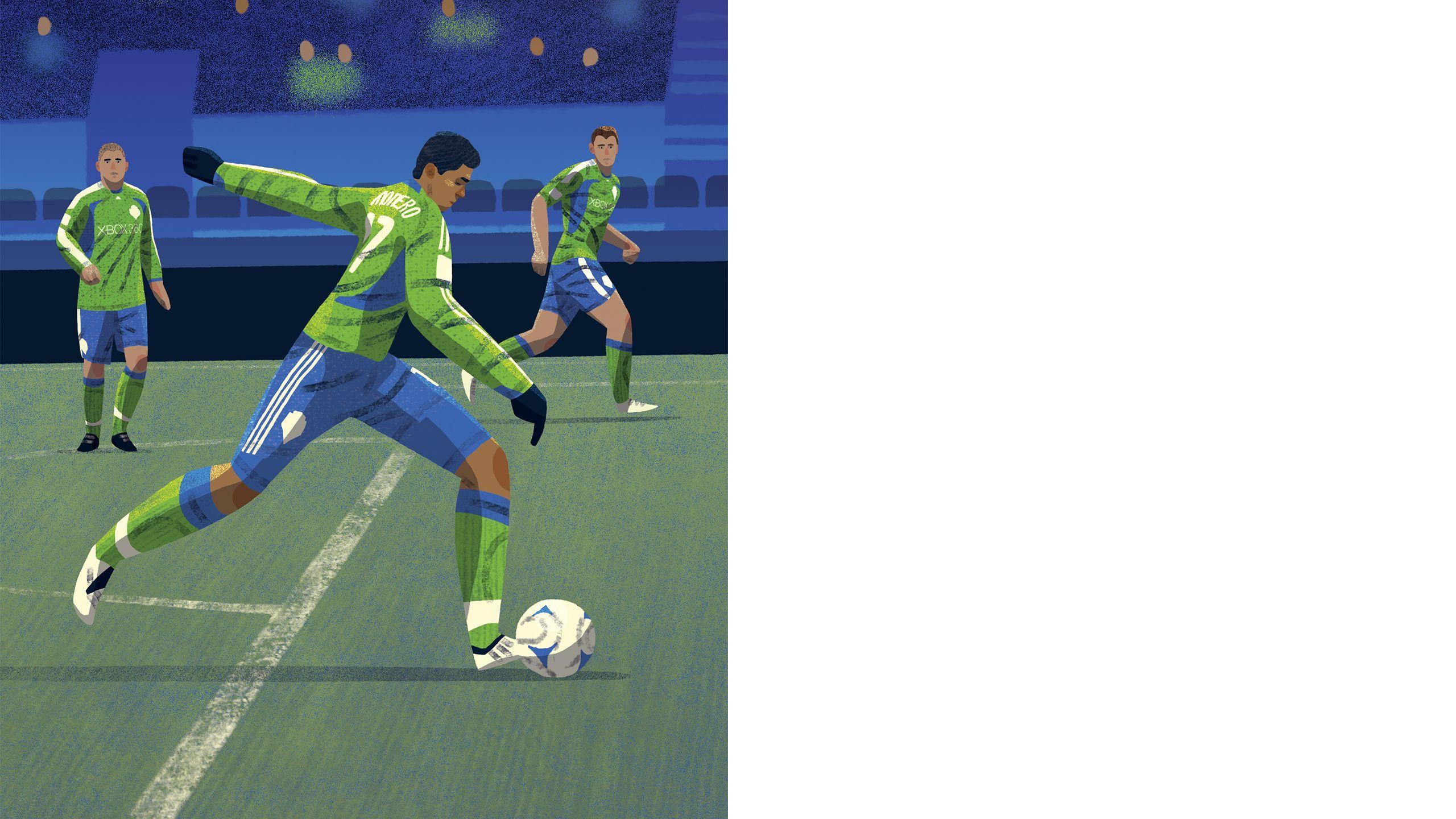 SFC10 - Sounders FC Celebrates 10 years in MLS | Seattle